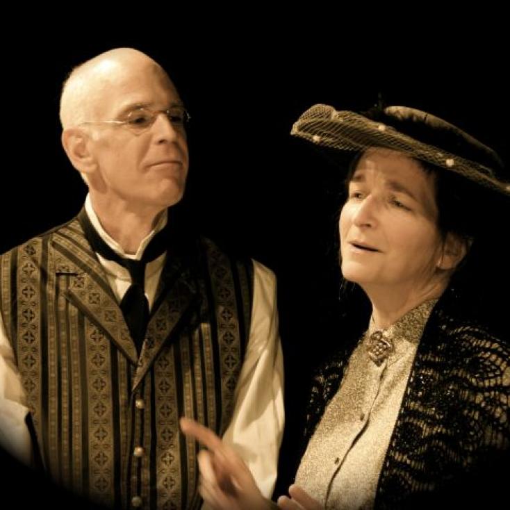 MENTSHN at Theatre 3