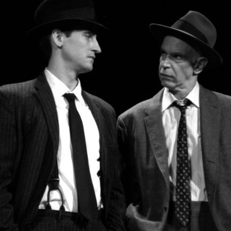 NOIR at the Players Theatre